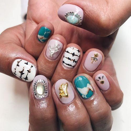 たまには贅沢を♡ジェルネイルサロン【Colorsnail】紹介!のサムネイル画像