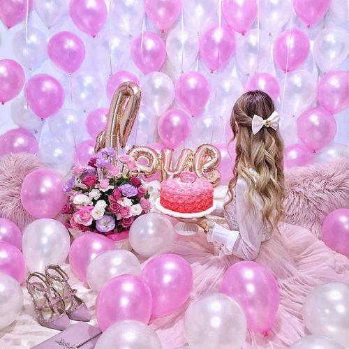 1年に1度しか来ない誕生日に♡【バースデーネイル】でお祝いしようのサムネイル画像