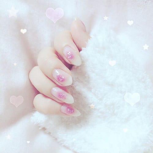 【可愛すぎ注意】気分はおフェロ女子♪ 《血豆ネイル》に挑戦しよう!のサムネイル画像