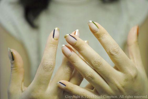 【冬ネイル】大人っぽいシンプルネイルで旬の指先にチェンジ!のサムネイル画像