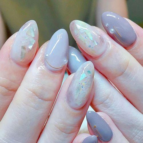 駆け引き上手な指先♡可愛いだけじゃない【ペールカラーネイル】6選のサムネイル画像