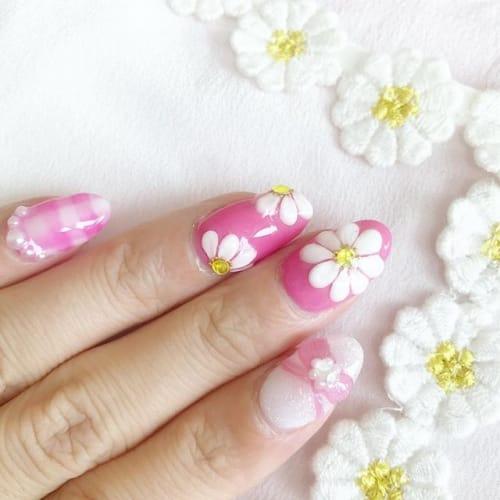 誕生花を纏って♡【2月の花言葉】と共に指先に想いを込めるののサムネイル画像